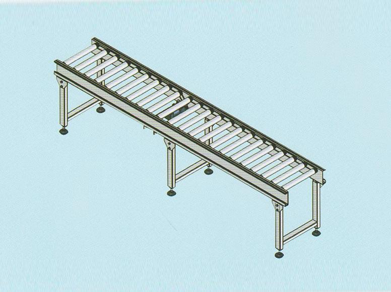how is woven belt roller conveyor GQ