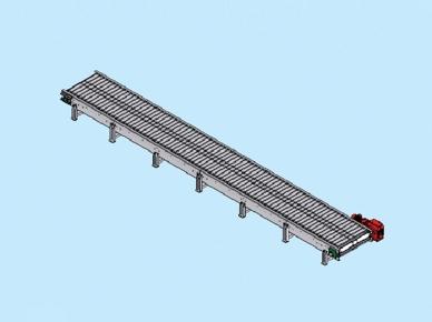 slat conveyor GC